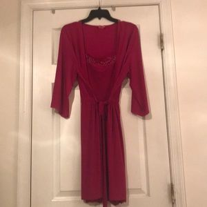"Other - ""Josie"" Robe and night gown set"